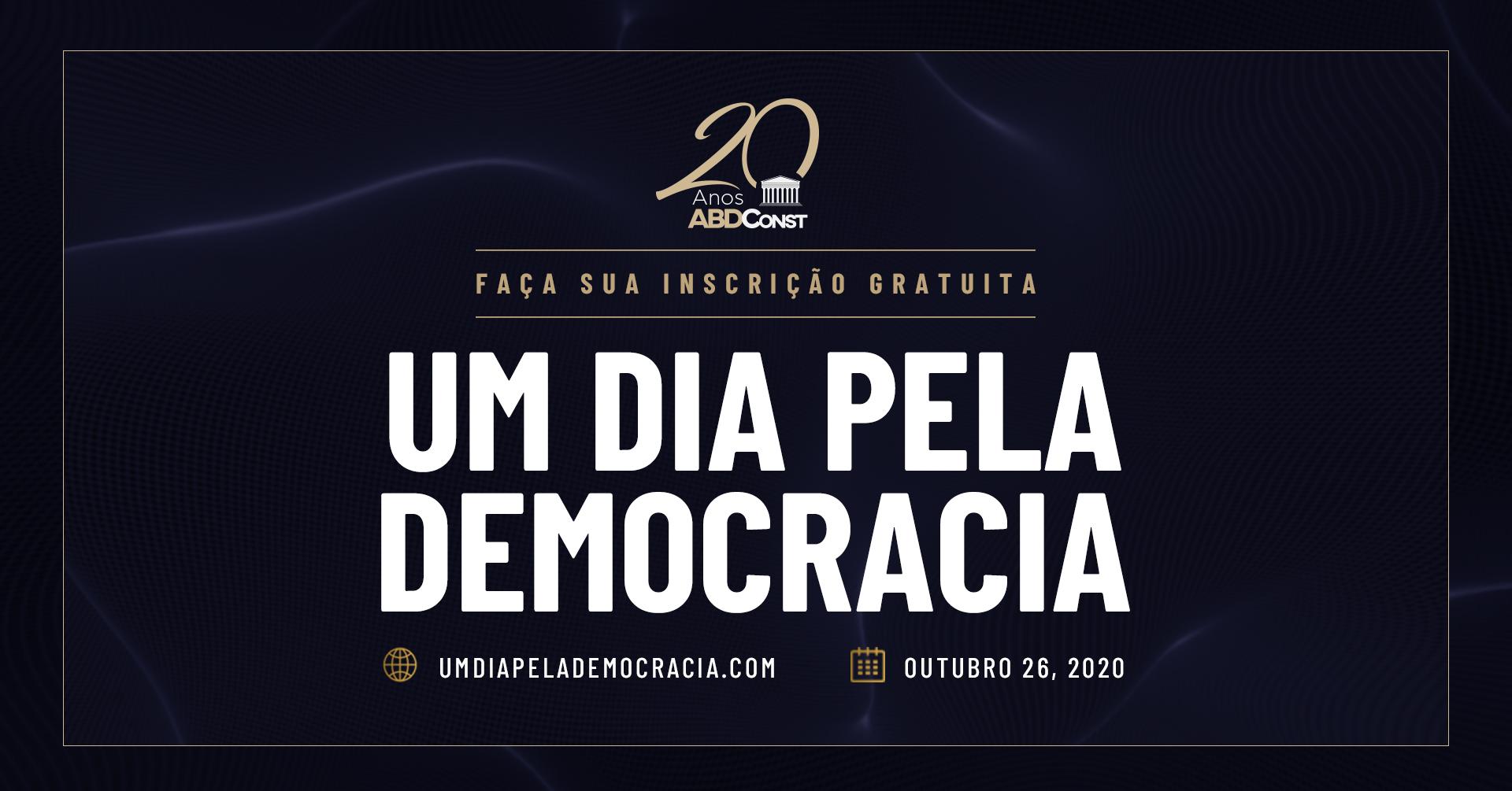 Ministros do STF participam de evento internacional online realizado pela ABDConst em prol a democracia