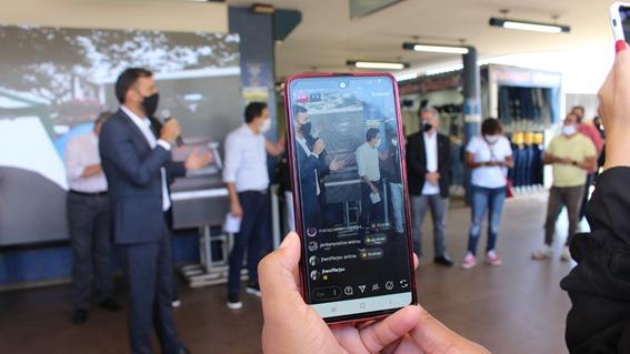 O projeto Wi-Fi Social DF chega nos restaurantes Comunitários