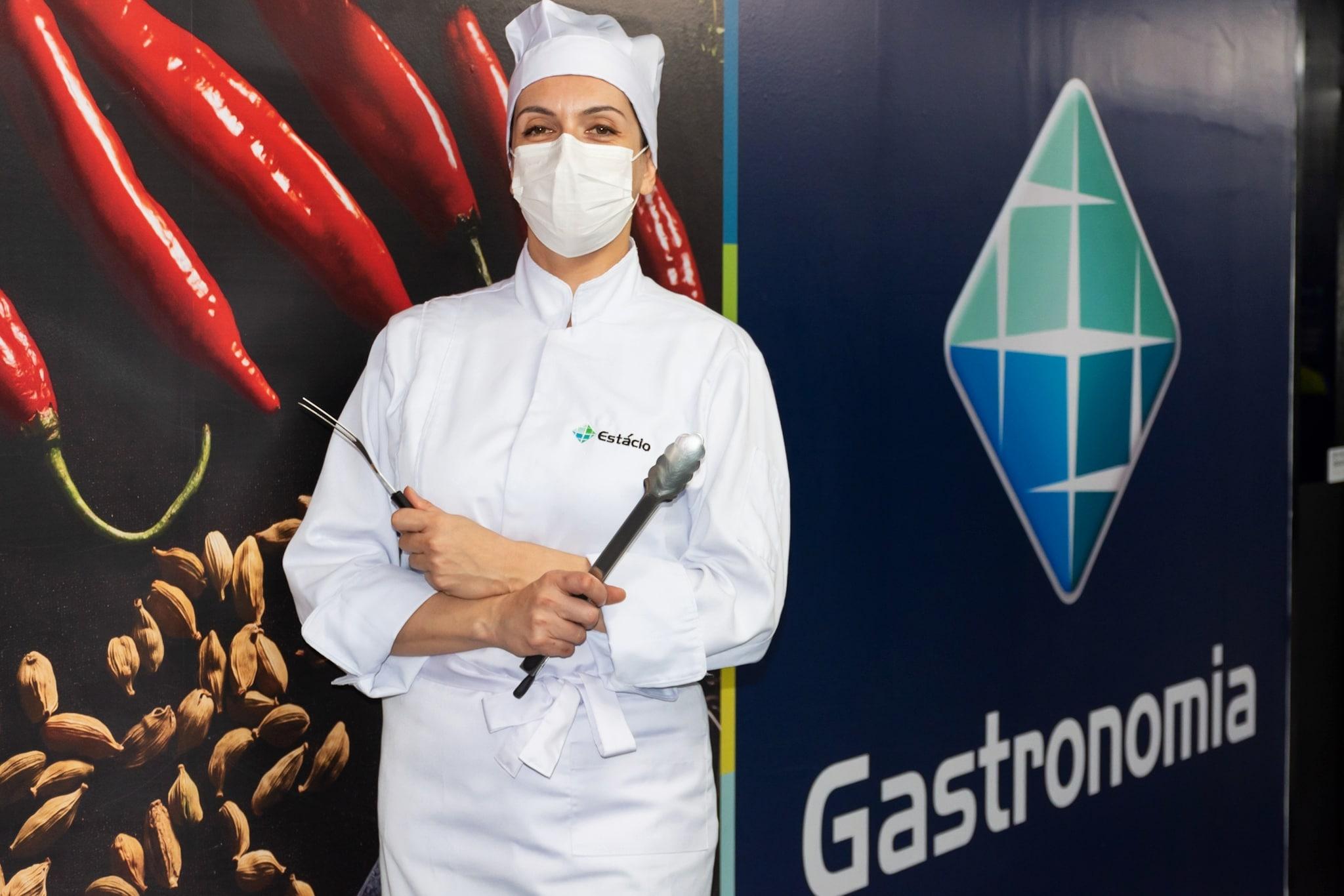Estácio e Comitê Olímpico do Brasil levam alunos de Gastronomia ao Japão  v