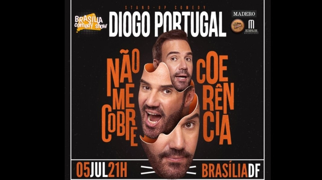 DIOGO PORTUGAL Stand Up Show