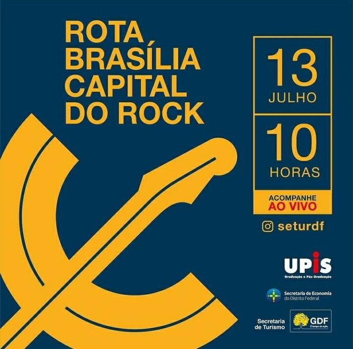 Rota Turística do Rock em Brasília