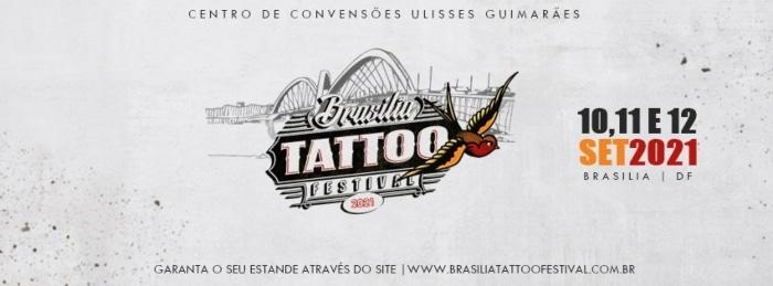 7º BRASÍLIA TATTOO FESTIVAL